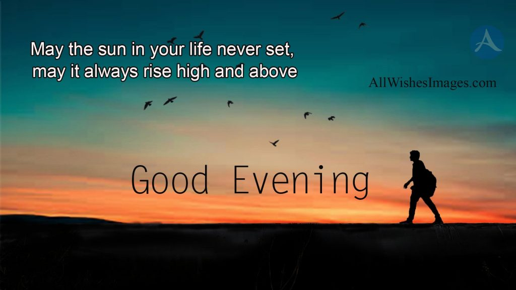 Evening Quotes Image