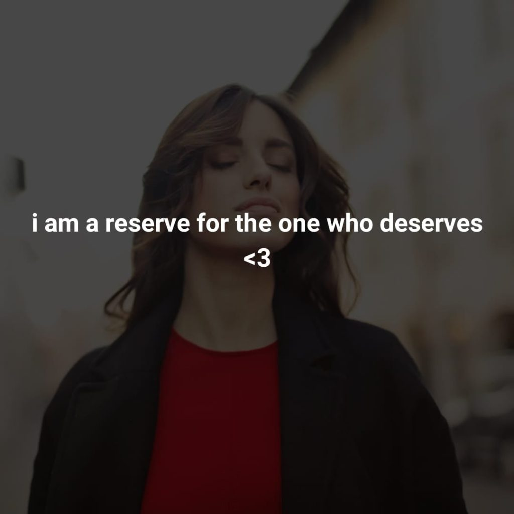 Girls Quotes About Herself